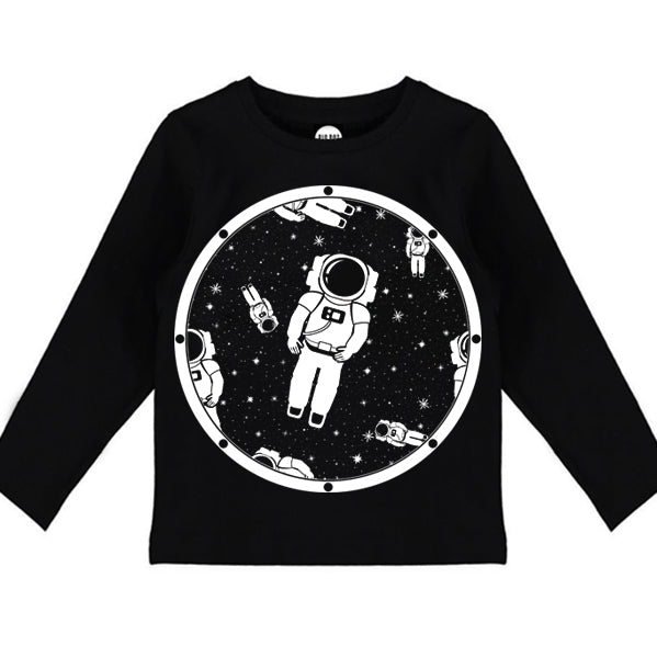 Outta Space Long Sleeve Tee