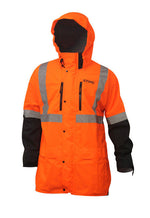 Hi Vis Wet Weather Jacket