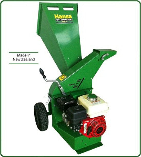 Hire Hansa C7 Brush Chipper