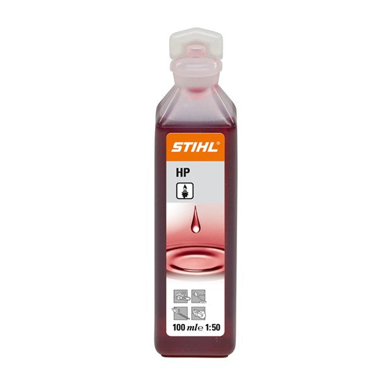 HP Two Stroke Engine Oil (100 ml)
