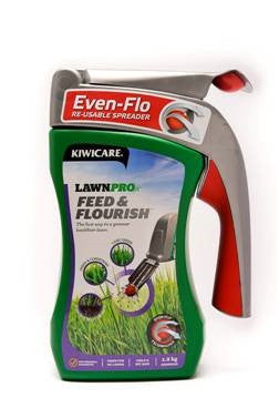 Kiwicare LawnPro Feed n Flourish Spreader 2.8 kg