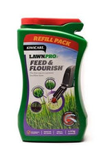Kiwicare LawnPro Feed n Flourish Spreader Refill 2.8kg