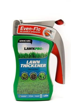 Kiwicare LawnPro Lawn Thickener Spreader 2.8kg