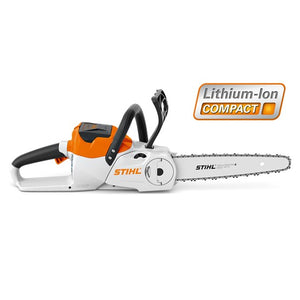 STIHL MSA 140 C-BQ with AK 30 and AL 101