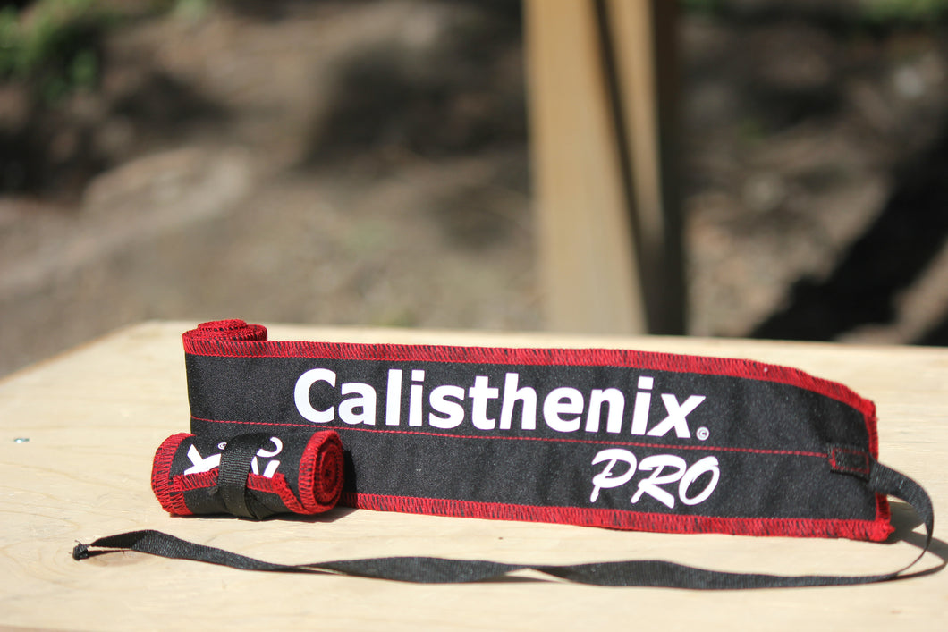 Wrist Wraps - Black and Red