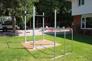 Calisthenics Rig x Triple P-bars Stainless