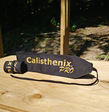 Wrist Wraps - Black and Gold (Classic Edition)