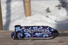 Wrist Wraps -Navy Blue Camo (Army Edition 2.0)