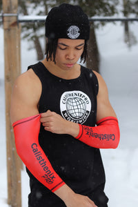 Elbow Sleeves - Red