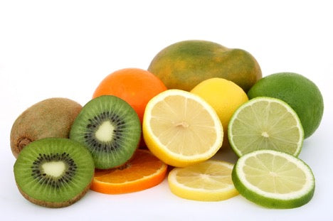 Fruits with high vitamin C content