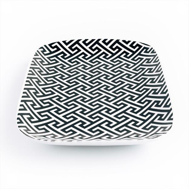 Decorative Pattern Tray | Letterman