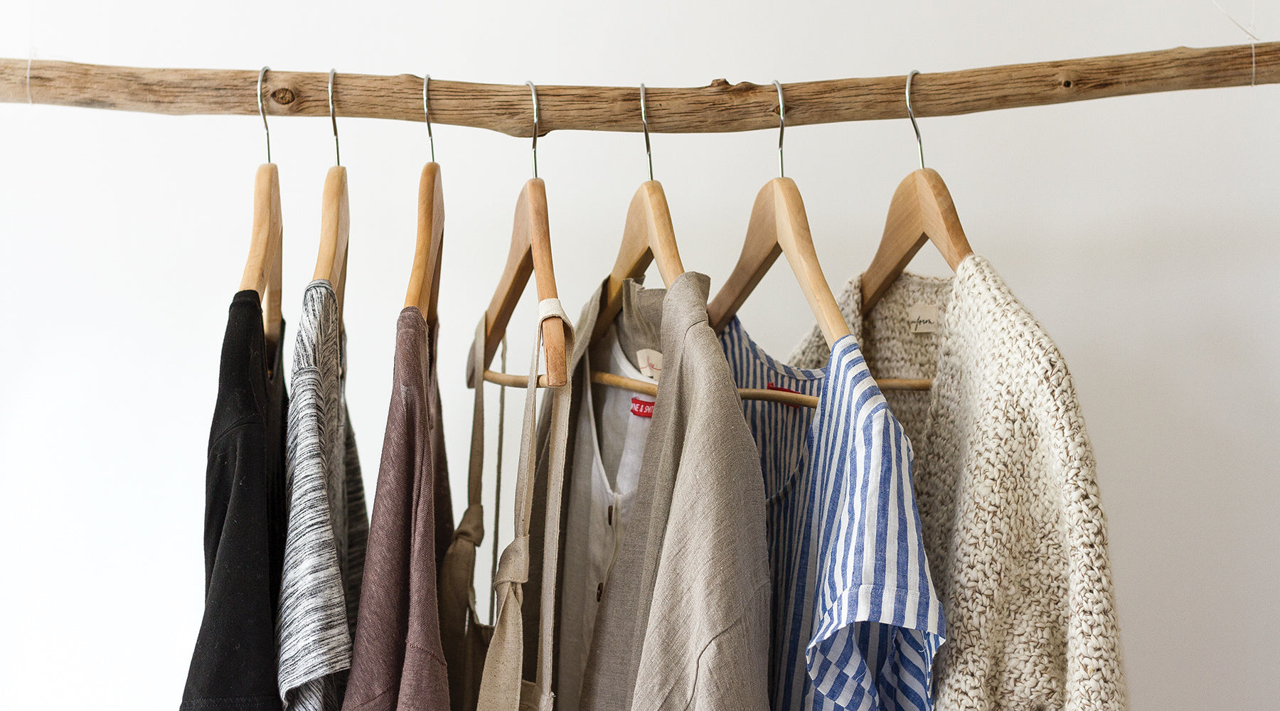 Ethical, quality summer capsule wardrobe