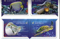 Australia: Reef Safari 2018 Set of Self-adhesive Stamps