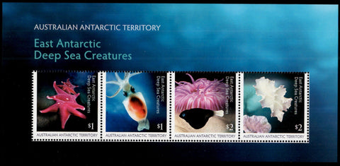 AAT: Deep Sea Creatures Miniature Sheet