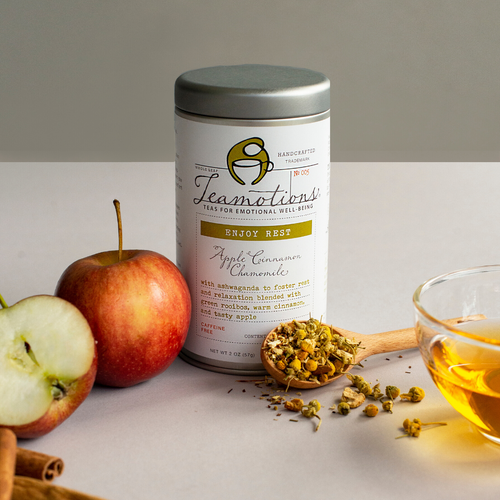 Enjoy Rest | Apple Cinnamon Chamomile (caffeine free)