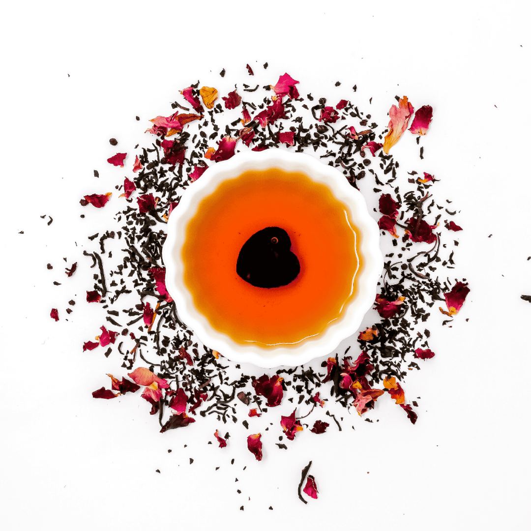 Share Love :: Dark Rose Tea