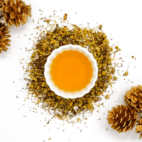 Give Thanks :: Maple Ginger Rooibos (caffeine free)