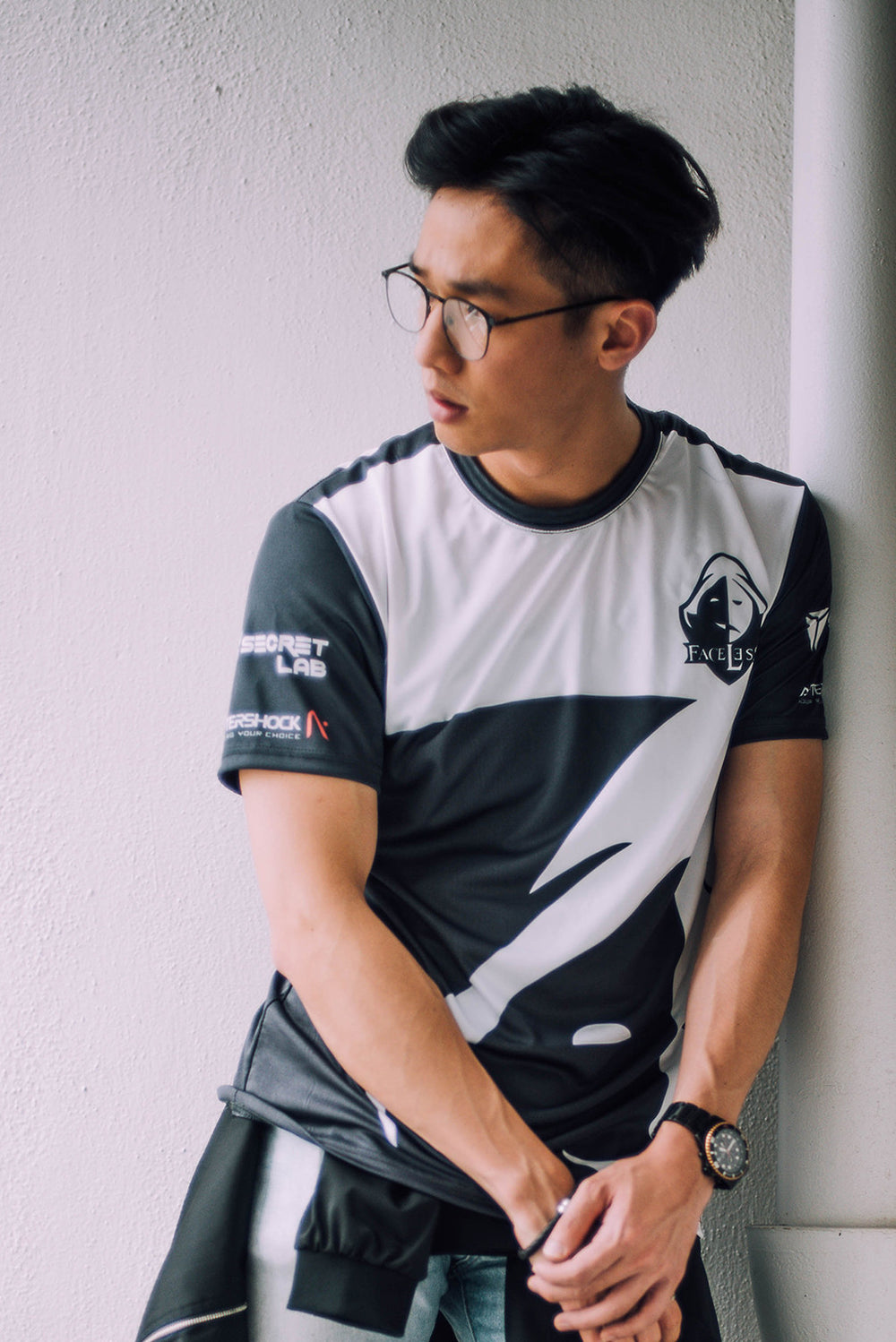 Official Team Faceless Jersey