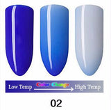 Nail Polish,Newest Gel Nail Polish with Temperature Changing Nail Color - Snapup247