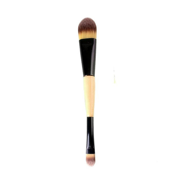Makeup Brushes,Dual Ended Concealer foundation Eye Shadow Makeup Brush - Snapup247
