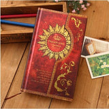 Vintage Retro Paper Notebook Journal
