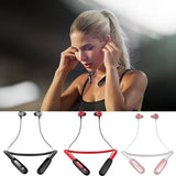 Headphones,Wireless Bluetooth V4.1 Sweatproof Sport  Headset  Earbuds - Snapup247