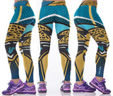 Yoga Gear,Seahawks Leggings Sport Fitness Workout Yoga Pants - Snapup247