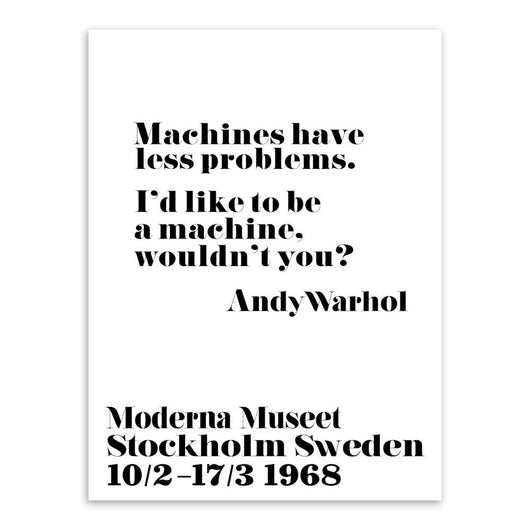 Andy Warhol Quotes Fascinating Iconoclast Andy Warhol Quotes  Pure Hygge