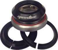 SPEEDLINE  INTEGRATED HEADSET SEMI-SEALED BLACK 1-1/8-1.5