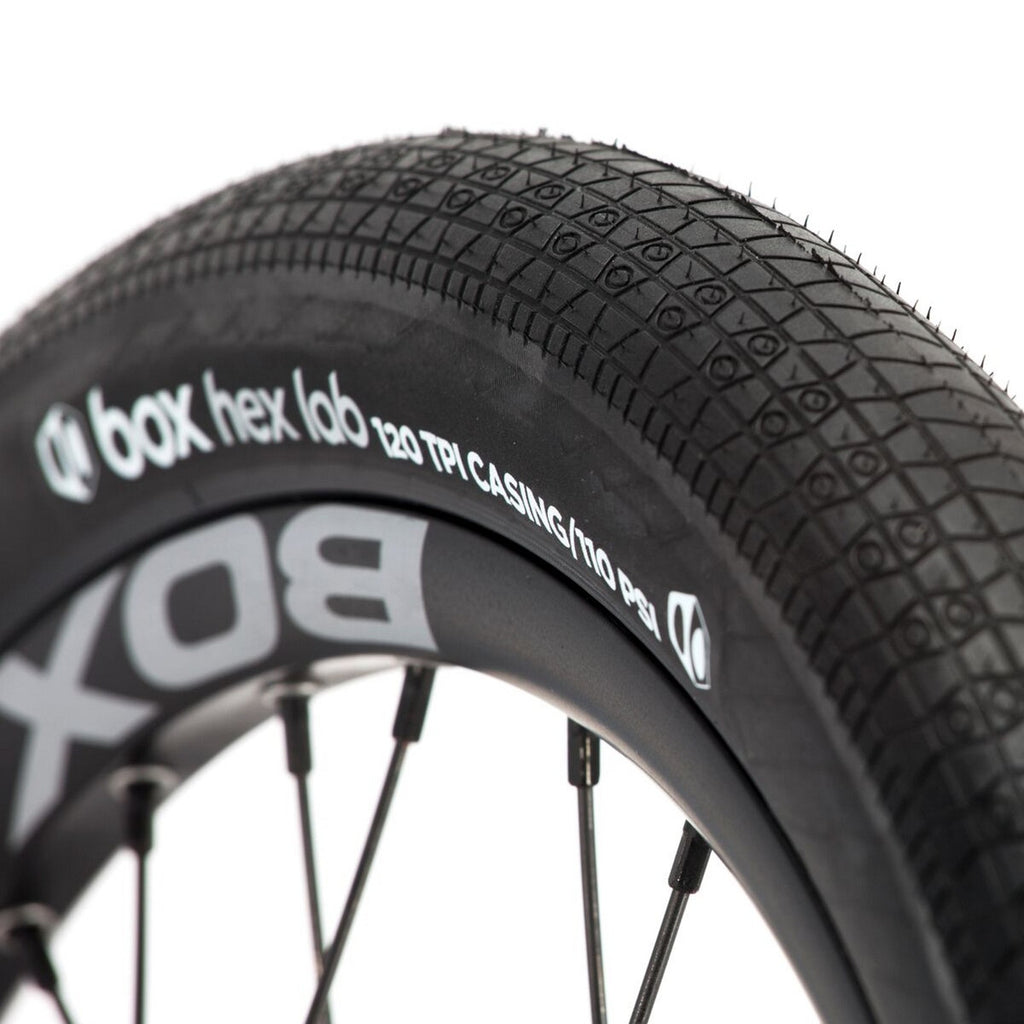 Box Hex Lab Race Tires
