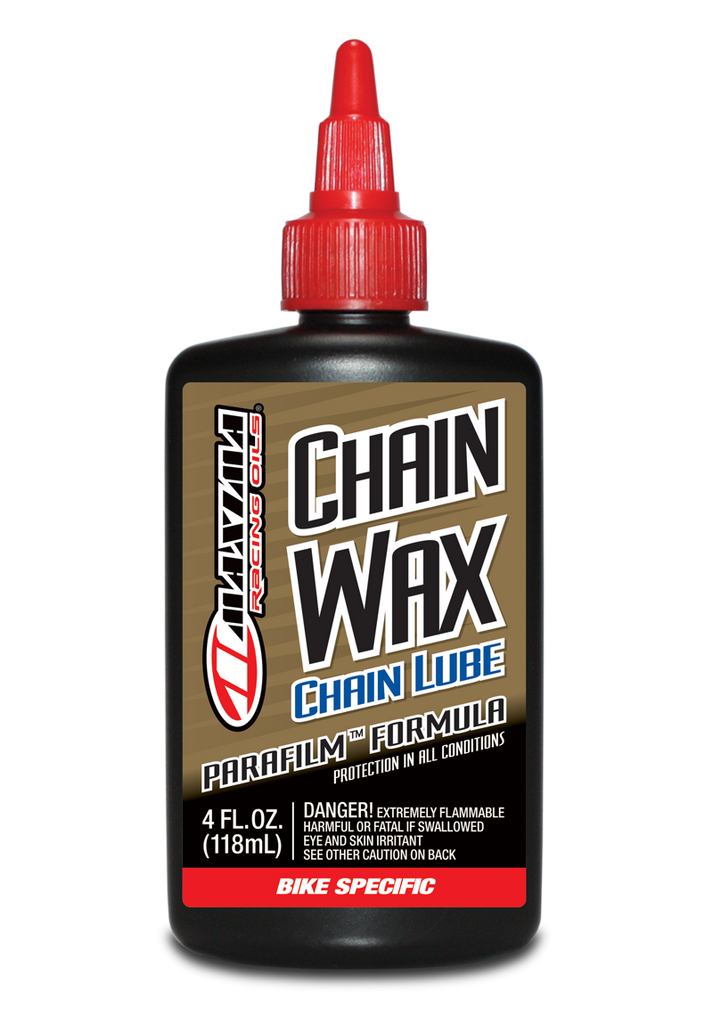 Maxima Bike Chain Wax Parafilm Formula Drip Lube, 4 oz