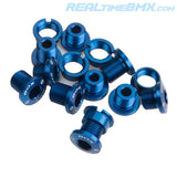 Box Spiral 7075 Alloy Chainring Bolts