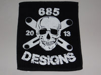 685 DESIGNS SWEAT RAG