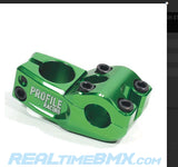 Profile Mark Mulville Push Stem