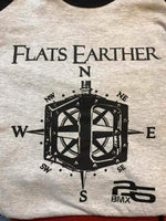 Old Fools Chris Cline 26BMX Flats Earther Shirt