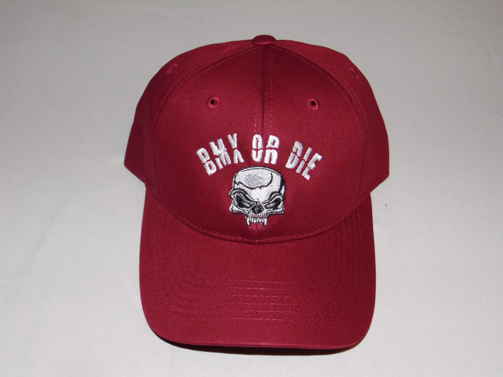685 DESIGNS BMX OR DIE YOUTH HAT