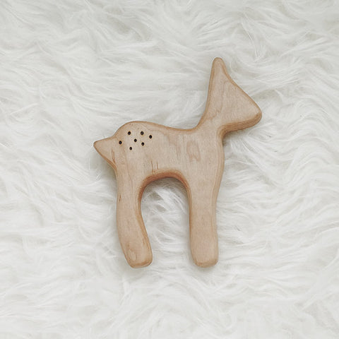Fawn Baby Teether