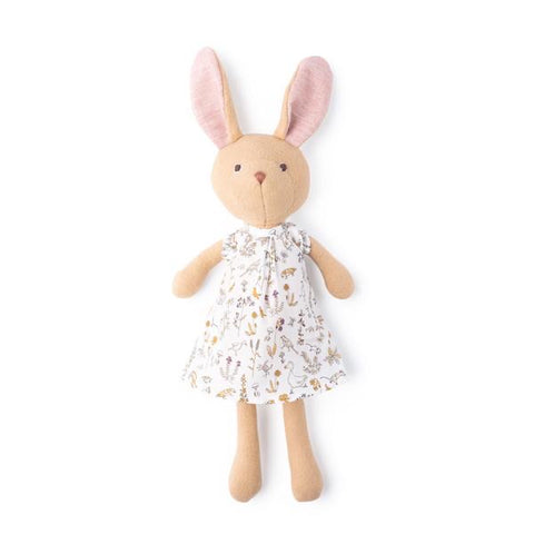 Hazel Village Juliette Rabbit in Theo Tea Party Dress
