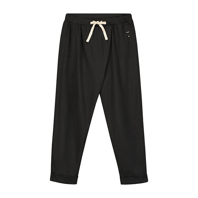 Organic Wrap Trousers