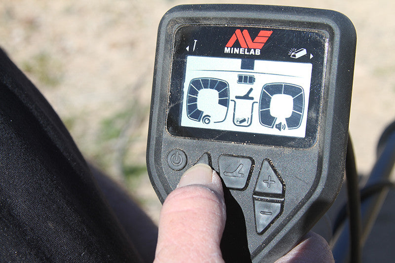 A Field Test: MINELAB GOLD MONSTER 1000