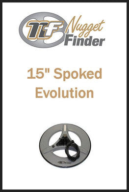 Nugget Finder Evolution 15