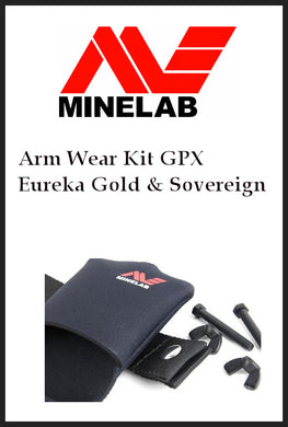Minelab Arm Wear Kit - GPX, Eureka Gold and Sovereign