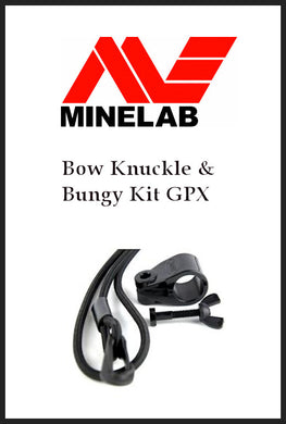 Minelab Bow Knuckle & Bungy Kit- GPX Series