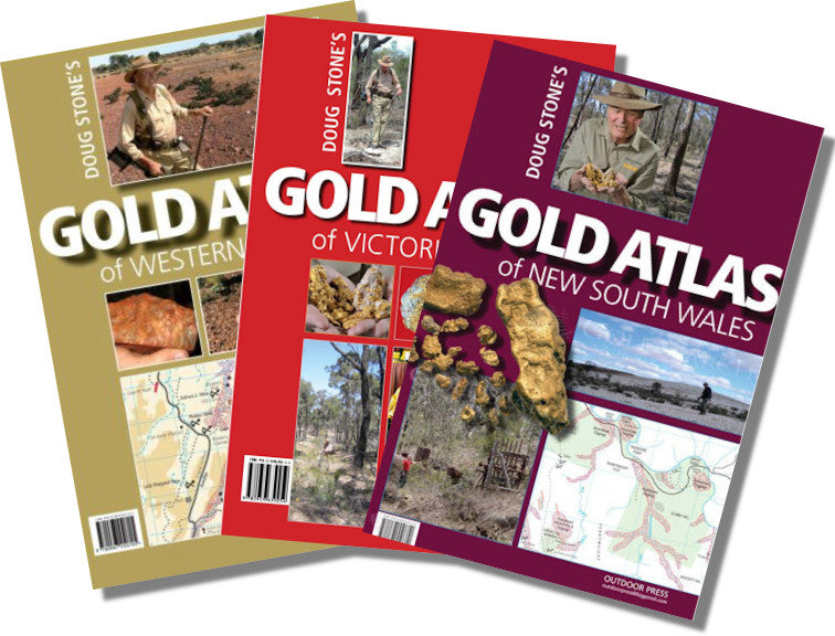 Doug Stone - Gold Atlas - NSW, VIC & WA