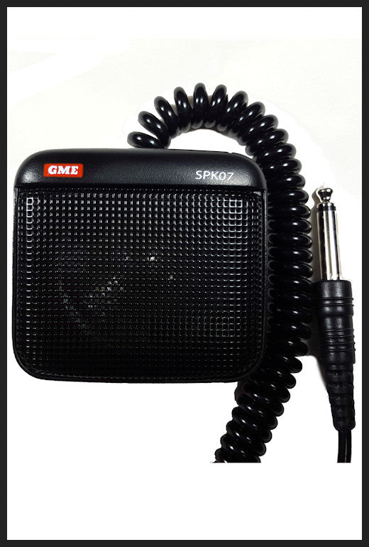 GME Single Speaker