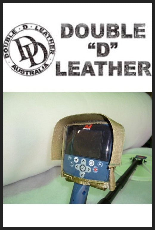 Double D Leather GPZ Screen Protector With Sun Visor