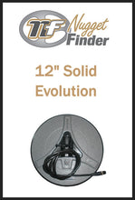 "Nugget Finder Evolution 12"" Coil - Solid"