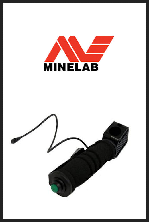 Minelab - Handle Quick Track Button - GP 3500 / GPX
