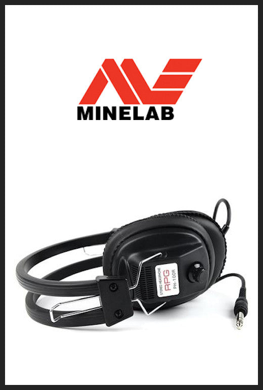 Minelab - RPG Headphones 32 ohm 1/4