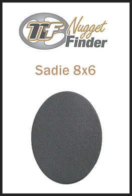 Nugget Finder 8 x 6 Elliptical Skidplate - Sadie